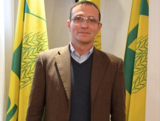 Paolo Dellarole, presidente di Coldiretti Vercelli e Biella