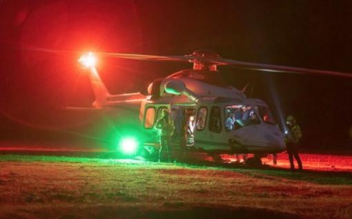 Scontro sulla strada di Viverone: 5 feriti, grave un bambino