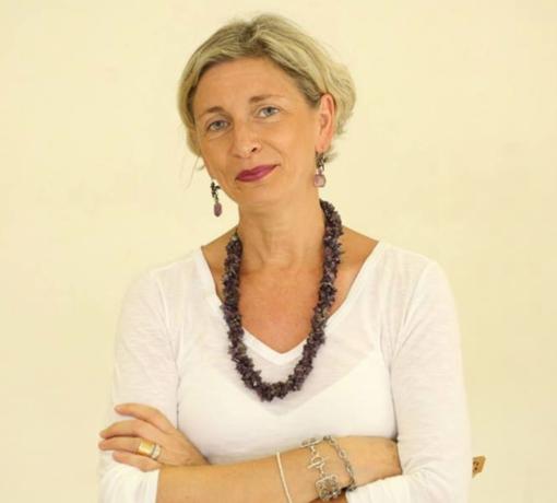 Betty Dellavalle, presidente di Anpi Vercelli