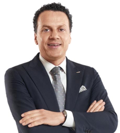 Eraldo Botta, presidente della Provincia di Vercelli