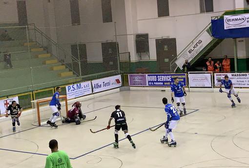 Engas Hockey Vercelli: storico esordio al palahockey