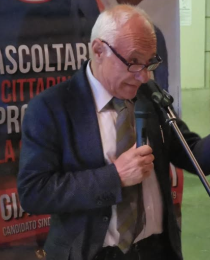 Giacomo Ferrari, candidato sindaco