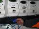 Si allacciano abusivamente alla rete elettrica: 4 denunce