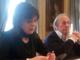 Il sindaco Maura Forte e l'assessore Andrea Coppo