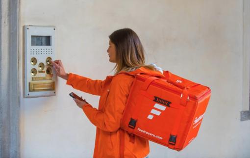 Oltre 500 ordini in due settimane: Vercelli premia Foodracers