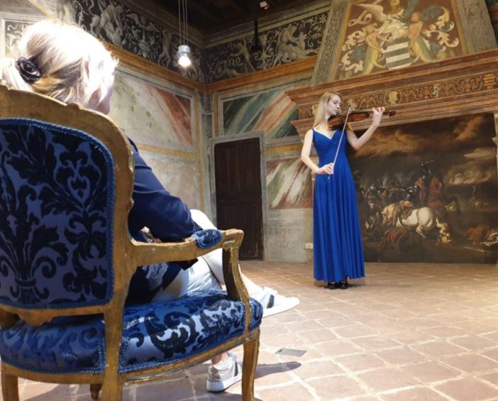 """Viotti night and day: i giardini """"segreti"""" aprono le porte alla grande musica"""