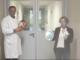 La consegna delle maschere - respiratori