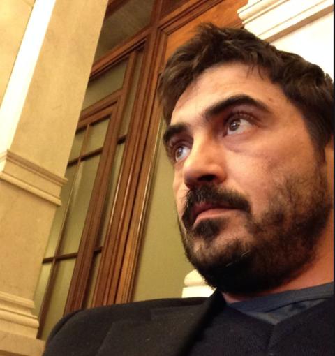 Nicola Fratoianni, portavoce di Sinistra Italiana