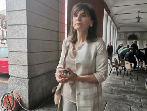 """""""Cinque anni di lavoro per i vercellesi: grazie Maura"""""""