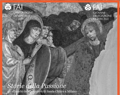 Con il Fai alla scoperta degli affreschi del monastero di Santa Chiara a Milano