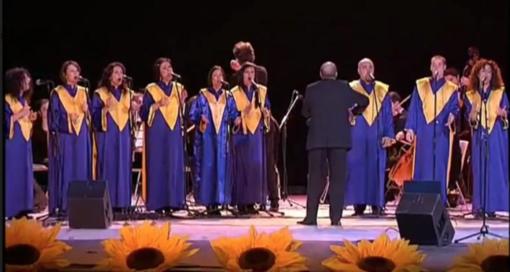 Anno Domini Gospel Choir in concerto a Trino