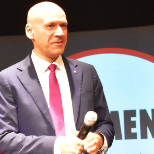 Giorgio Bertola, consigliere regionale del Movimento 5 Stelle
