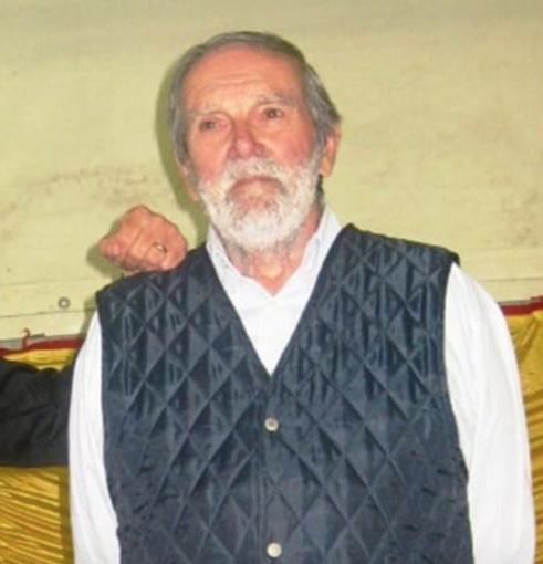 Gianni Olmo aveva 80 anni