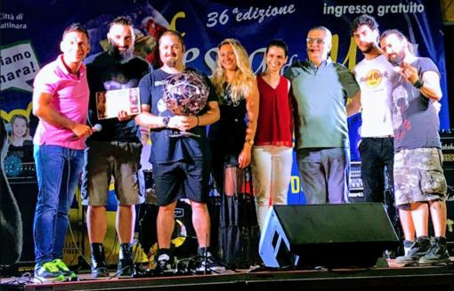 I Bioscrape trionfano al Gattinara Music Contest