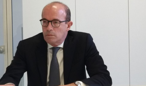 Giuseppe Genoni, presidente uscente dell'Atc