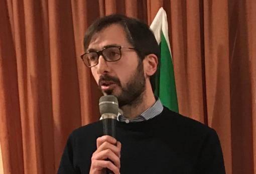 Michele Gaietta, segretario provinciale del Pd
