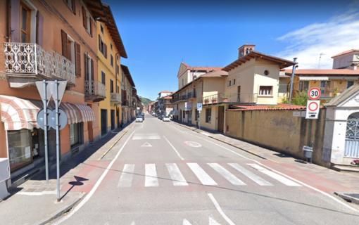 Gattinara, lavori al via: corso Vercelli si rifà il look