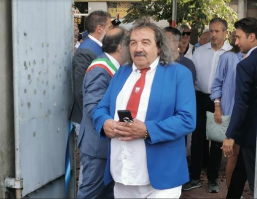 Guido Manolli, presidente del Comitato Vecchia Porta Casale
