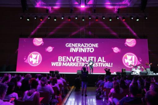 Il più grande Festival sull'innovazione digitale e sociale sta tornando: ecco la 7ª edizione del Web Marketing Festival
