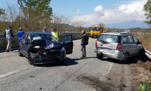 Pauroso incidente in superstrada: tra i feriti anche un bambino