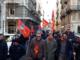 I lavoratori verso l'incontro di Torino