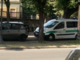 Investito da una Mercedes, 54enne finisce in ospedale