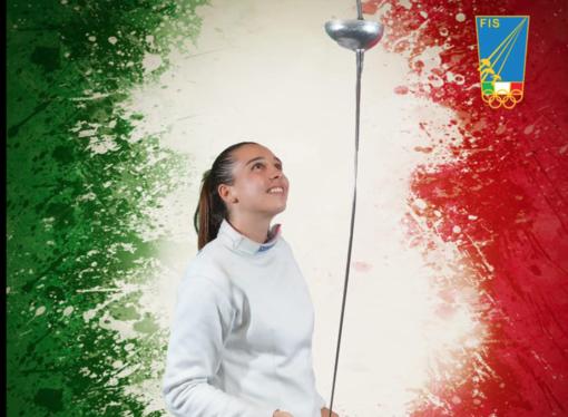 Olimpiadi: Chicca Isola ai quarti di finale nella spada
