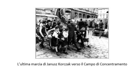 Deturpare il monumento a Korczak è azione vile