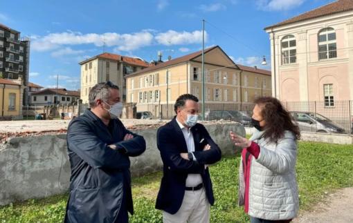 Liceo Scientifico, apre il cantiere per i nuovi laboratori