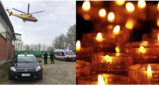 Padre di due figli perde la vita in un incidente sul lavoro: aveva 39 anni