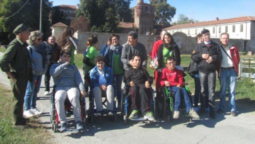 """""""Noi con Voi, fase II"""": nuovi progetti per le persone diversamente abili e per le loro famiglie"""