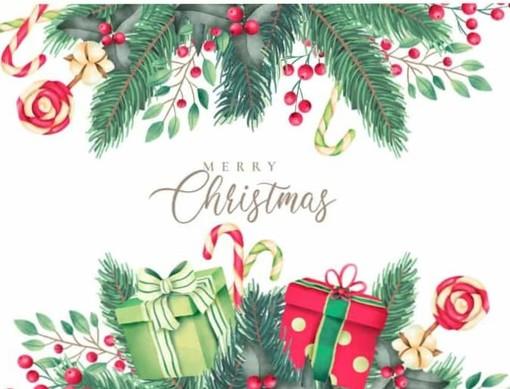 Esposizione di Natale: particolare della locandina
