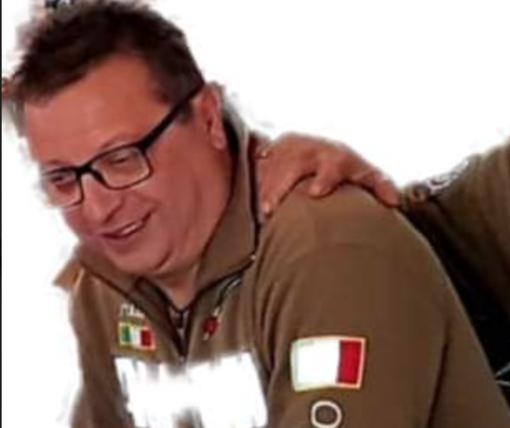 Luciano Ciervo, segretario della sezione di Prarolo