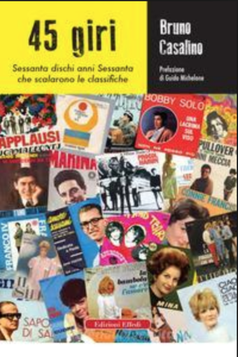 La copertina del libro di Bruno Casalino