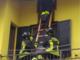 Sottotetto a fuoco: momenti di paura a Bianzé