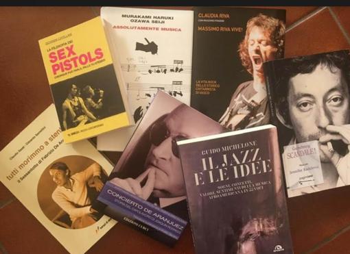 Libri di musica a Vercelli