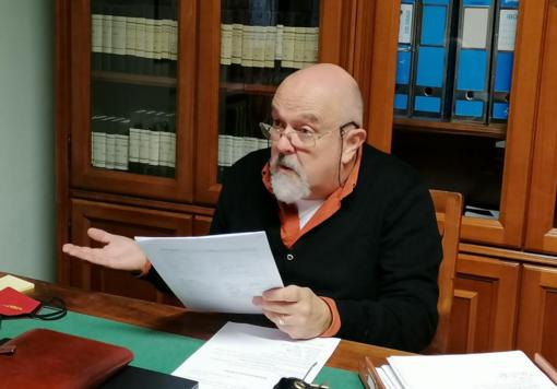 Diego Marchetti, sindaco di Cigliano