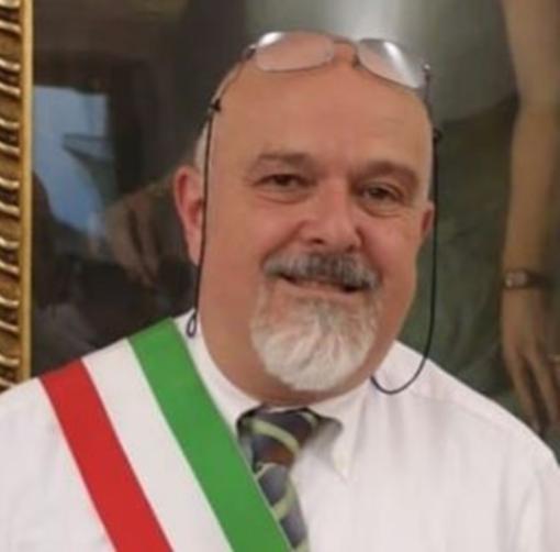 Il sindaco di Cigliano, Diego Marchetti