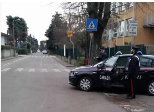 Mede: aggredisce il vicino di casa con un machete, arrestato un 62enne
