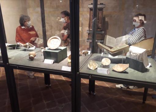 Il bacile di Lucedio e altre ceramiche medioevali in mostra al museo Leone