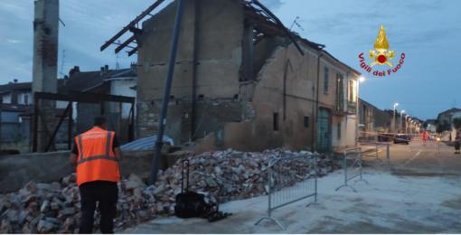 Maltempo sul vercellese: Vigili del Fuoco ancora all'opera - FOTO E VIDEO