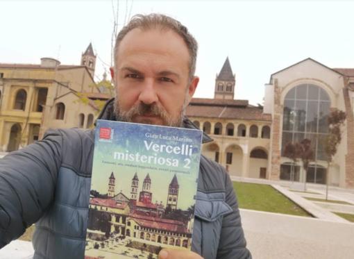 Gianluca Marino presenta venerdì il suo volume al Parlamentino dell'Ovest Sesia