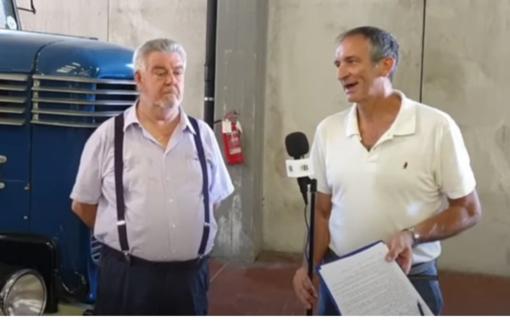 Si chiama 'Marazzato' la collezione di autocarri storici più grande d'Europa VIDEO