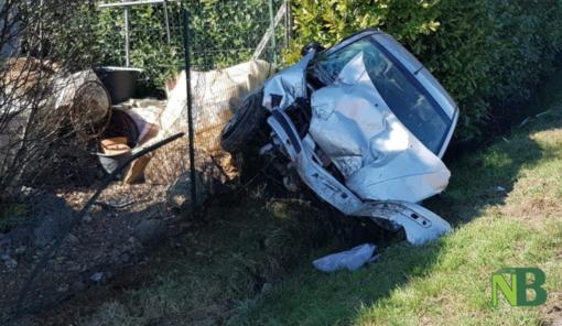 Salussola, morta 53enne coinvolta in un brutto incidente