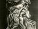 La caricatura del Mosè di Cecco Leale