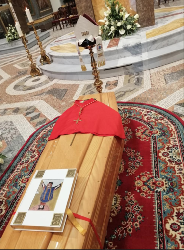 Don Cristiano Bodo: Padre Enrico, mi mancherai - FOTO E VIDEO