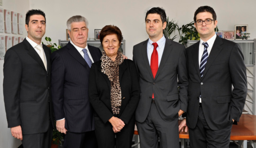 La famiglia Marazzato