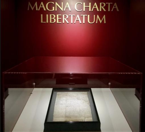 Magna Charta: il viaggio da Hereford a Vercelli - VIDEO