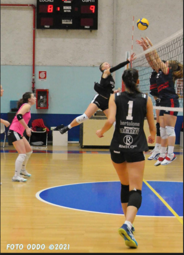 Volley: bottino pieno per la Mokaor