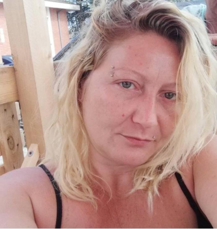 L'addio a Marylin, uccisa dal compagna a 39 anni